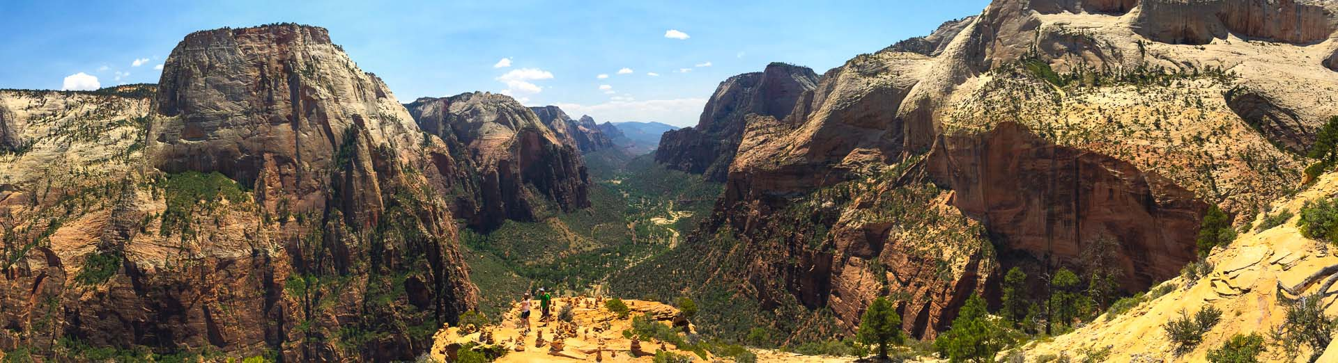 Hiking Angel Landing in Zion National Park